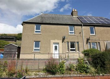 Thumbnail 3 bed semi-detached house for sale in Glendinning Terrace, Galashiels