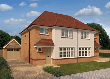 """Thumbnail 3 bedroom semi-detached house for sale in """"Ludlow"""" at Estcourt Road, Gloucester"""