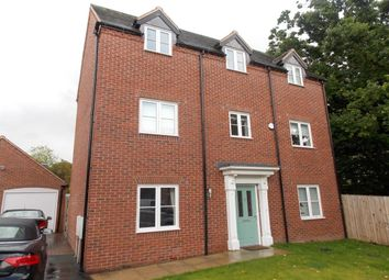 Thumbnail 5 bedroom detached house for sale in Spire View Church Road, Yardley, Birmingham