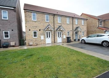 Thumbnail 2 bed semi-detached house to rent in Hornbeam Close, Selby