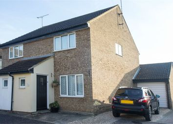 Thumbnail 2 bed semi-detached house for sale in Glendale, South Woodham Ferrers, Chelmsford, Essex