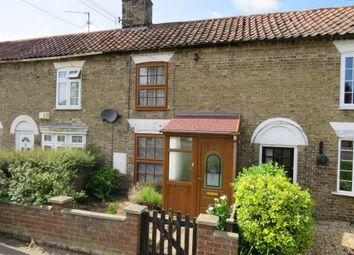 Thumbnail 2 bed terraced house for sale in Lynn Road, Downham Market