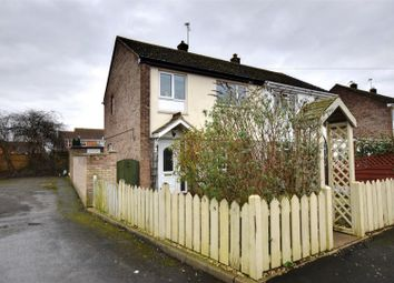 Thumbnail 3 bed semi-detached house for sale in St. Albans Close, Hibaldstow, Brigg, Lincolnshire