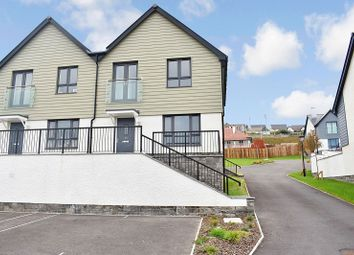 Thumbnail 2 bed semi-detached house for sale in Craig Yr Eos Avenue, Ogmore-By-Sea, Bridgend.