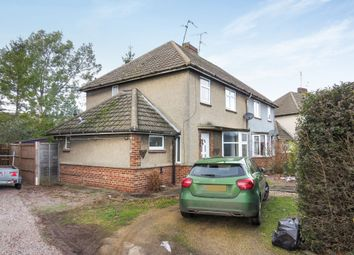 Thumbnail 3 bed semi-detached house for sale in Queens Road, Spalding