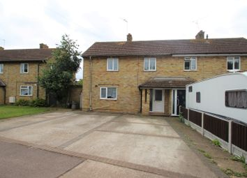 Thumbnail 3 bed semi-detached house to rent in John Kent Avenue, Colchester