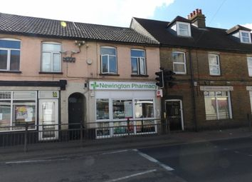 Thumbnail 2 bed flat to rent in High Street, Newington