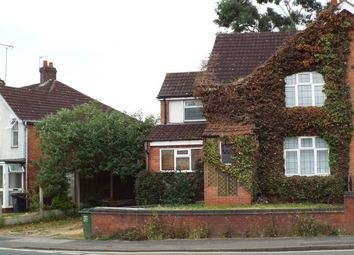 Thumbnail 3 bed semi-detached house to rent in Hewell Road, Redditch