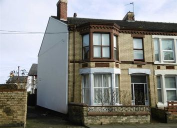 Thumbnail 4 bedroom terraced house for sale in York Road, Wallasey, Wirral