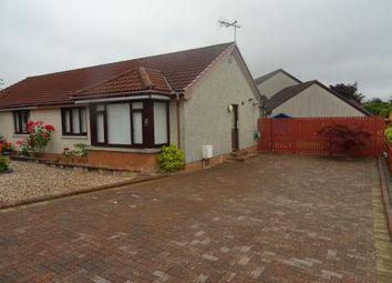 Thumbnail 2 bed semi-detached bungalow for sale in 5 Blackley Park Road, Dumfries