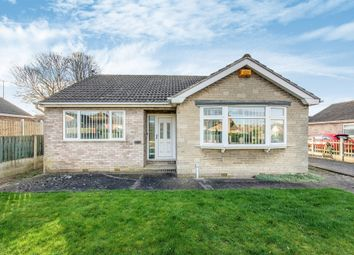 Thumbnail 3 bed detached bungalow for sale in Harlington Road, Mexborough