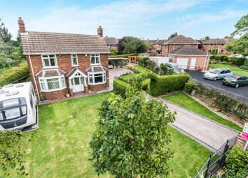 Thumbnail 3 bed detached house for sale in Northgate, Sleaford