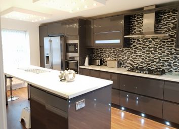 Thumbnail 4 bed town house for sale in Richmore Road, Hamilton, Leicester
