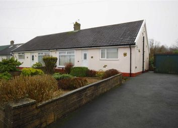 Thumbnail 2 bed semi-detached bungalow for sale in Broadley Grove, Mount Tabor, Halifax