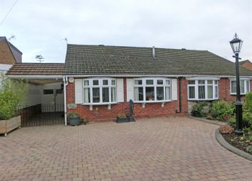 Thumbnail 2 bed semi-detached bungalow for sale in Wythwood Road, Hollywood, Birmingham