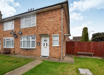 Thumbnail 2 bed flat for sale in Copland Road, Stanford-Le-Hope