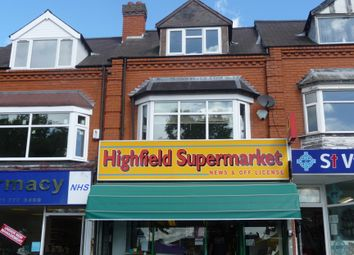 Thumbnail 3 bed flat to rent in Highfield Road, Hall Green, Birmingham