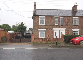 Thumbnail 2 bed semi-detached house to rent in Chapelfields, Hemingbrough, Selby