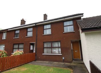 Thumbnail 3 bed terraced house for sale in Drumard Crescent, Ballinderry Upper, Lisburn
