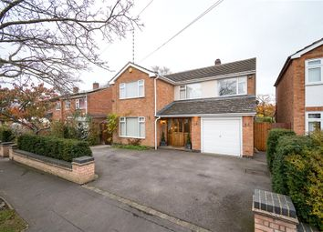 Thumbnail 4 bed detached house for sale in John O'gaunt Road, Kenilworth
