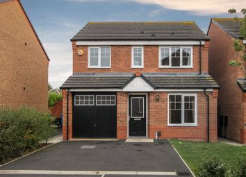 Thumbnail 3 bed detached house for sale in Primrose Close, Warton, Preston