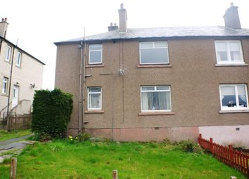 Thumbnail 3 bedroom flat to rent in Houldsworth Street, Blairhall, Fife