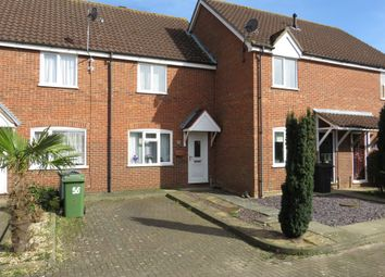 Thumbnail 3 bed terraced house for sale in Thorpe Drive, Attleborough