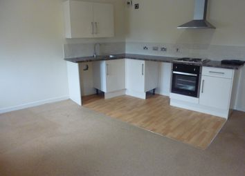 Thumbnail 1 bed flat to rent in Bridge Street, Gainsborough, Lincolnshire