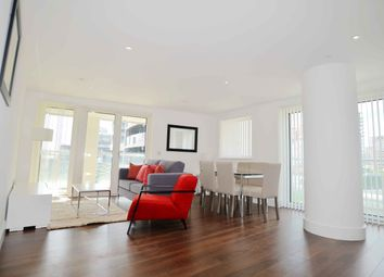 Thumbnail 3 bed flat to rent in 6 Lincoln Plaza, London
