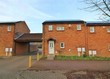 Thumbnail 3 bed end terrace house for sale in The High Street, Two Mile Ash, Milton Keynes