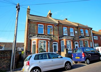 Cecilia Road, Ramsgate CT11. 2 bed end terrace house