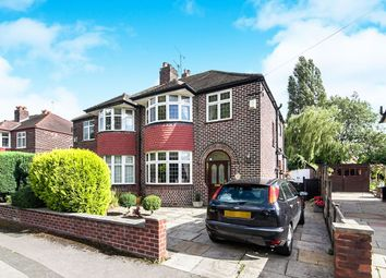 Thumbnail 4 bed semi-detached house for sale in De Quincey Road, West Timperley, Altrincham