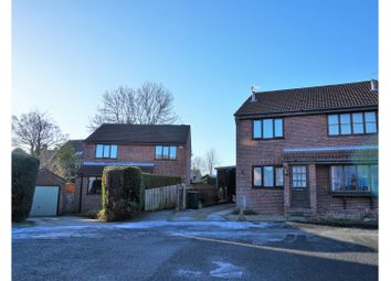 Thumbnail 2 bed semi-detached house for sale in Feversham Drive, York