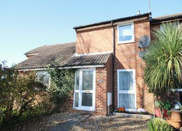 Thumbnail 2 bed terraced house for sale in Monmouth Drive, Verwood