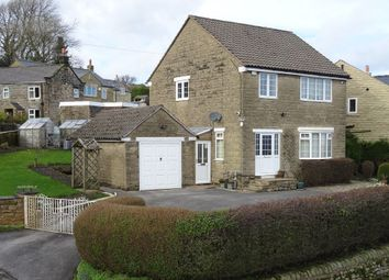 Thumbnail 3 bed detached house for sale in Stubben Edge Lane, Ashover, Derbyshire