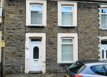 Thumbnail 3 bed terraced house to rent in Morris Avenue, Mountain Ash