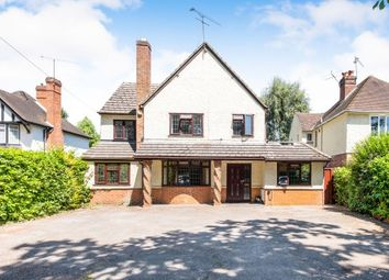 Thumbnail 4 bed property to rent in Reading Road, Wokingham
