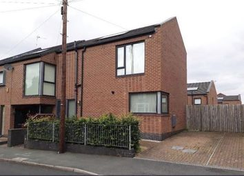 Thumbnail 1 bed semi-detached house to rent in Fountain Street, Birkenhead, Wirral, Merseyside