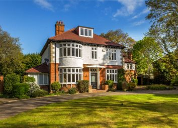 Thumbnail 6 bed detached house for sale in West Byfleet, Surrey