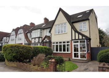 Thumbnail 4 bed end terrace house for sale in Upper Elmers End Road, Beckenham