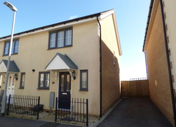Thumbnail 2 bed semi-detached house for sale in Centenary Way, Truro