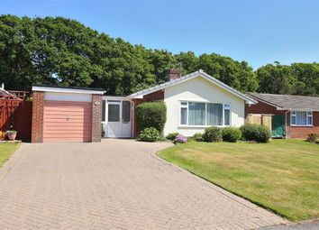 Thumbnail 3 bed detached bungalow for sale in Braemar Drive, Highcliffe, Christchurch
