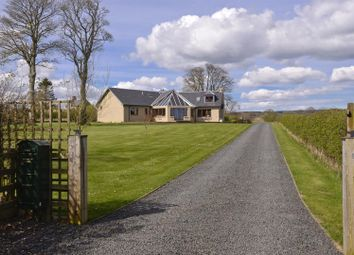 Thumbnail 4 bed detached house for sale in Hammerhall Smiddy, Blanerne, Duns