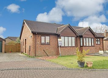 Thumbnail 2 bed semi-detached bungalow for sale in Grassam Close, Preston, Hull