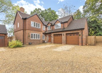 Baroona Close, Romsey, Hampshire SO51. 4 bed detached house for sale