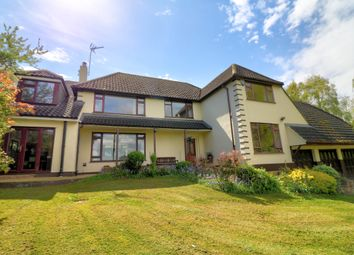 Thumbnail 5 bed detached house for sale in Middle Street, Nazeing, Waltham Abbey