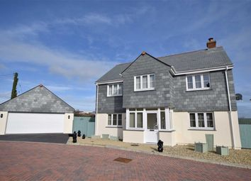 Thumbnail 4 bed detached house for sale in Kilkhampton, Bude