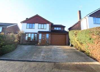 Thumbnail 5 bed detached house for sale in Stockwood Road, Newcastle-Under-Lyme