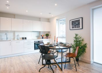 Thumbnail 3 bed flat for sale in Emerald Road, London