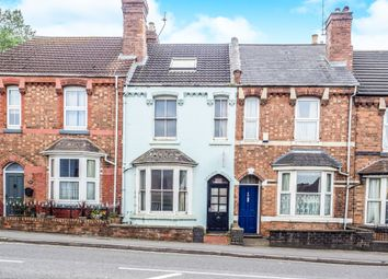 Thumbnail 2 bed terraced house for sale in Emscote Road, Warwick